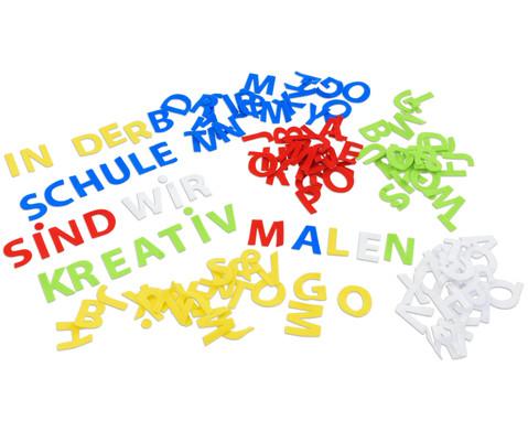 Filz-Buchstaben selbstklebend