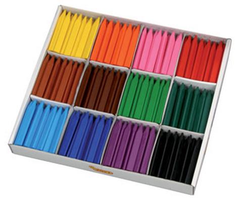 12 Wachmalstifte  Einzelfarben-1
