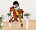 Schluepfkostuem Pferd hellbraun oder dunkelbraun-2