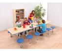 12er-Tisch-Sitz-Kombination rechteckig Sitzhoehe 385 cm-3