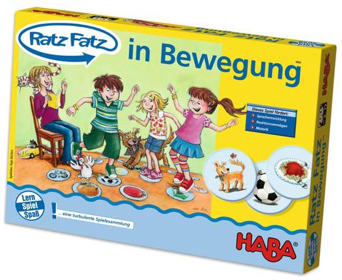 HABA Ratz Fatz in Bewegung