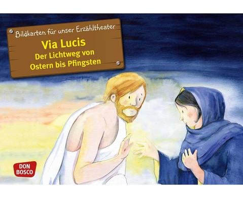 Bildkarten Via Lucis  Der Lichtweg von Ostern bis Pfingsten