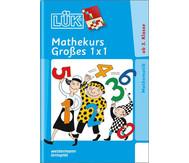 LÜK: Mathekurs Großes 1x1 ab 3. Klasse