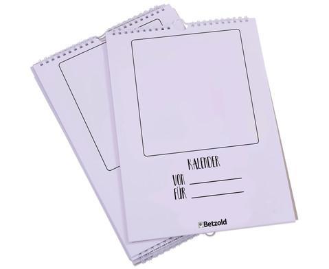 Bastelkalender 10er-Set