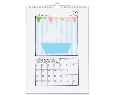 Kalender 10er Set-13