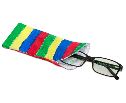 Brillen-Etui aus Stoff-4