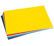 Schaumplatten, 5-Farb-Set 50x70cm