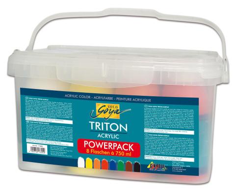 SOLO Goya Triton Power Pack 8 Farben