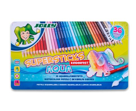 Jolly Superstick AQUA im Metall-Etui-10
