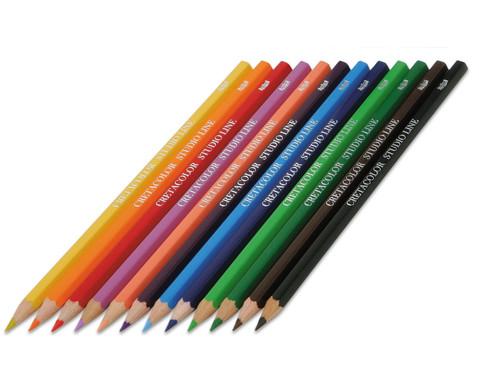 Cretacolor Farbstifte 12 Stueck