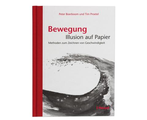 Buch Bewegung - Illusion auf Papier-1