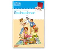 LÜK-Heft: Sachrechnen Textaufgaben 2./3. Klasse