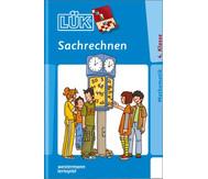 LÜK-Heft: Sachrechnen 4. Klasse