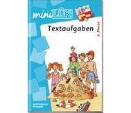 miniLÜK-Heft: Textaufgaben ab 2. Klasse