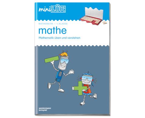 miniLUEK Mathe 1 Klasse