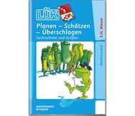 LÜK-Heft: Planen, Schätzen, Überschlagen