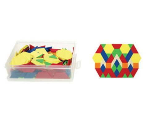 Pattern-Blocks aus Kunstoff oder Holz-3