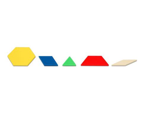 Pattern-Blocks aus Kunstoff oder Holz-4