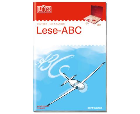 LUEK Lese-ABC 1 Klasse