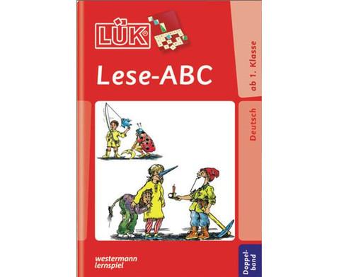 LUEK Lese-ABC ab 1 Klasse