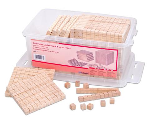 Betzold Zehnersystemsatz in Stapelbox
