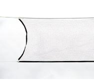Badminton-Einzelnetz ECO