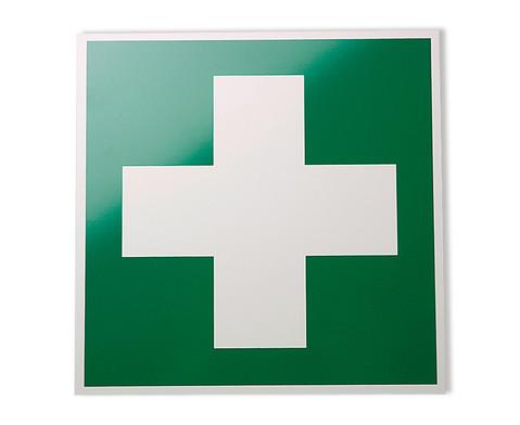 SOEHNGEN Rettungszeichen Erste-Hilfe-Kreuz
