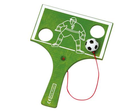 pedalo-Tor-Handschiessen