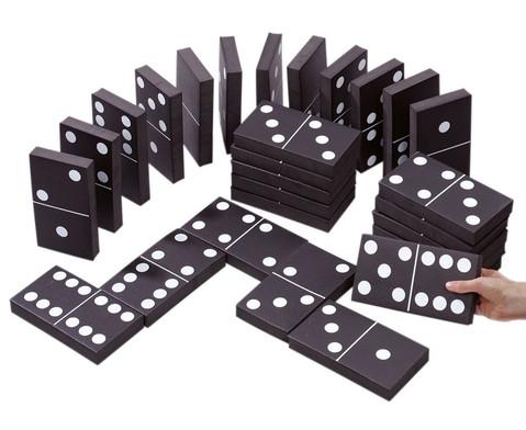 Soft-Domino im Grossformat