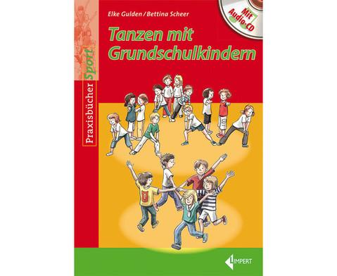 Tanzen mit Volksschulkindern Buch