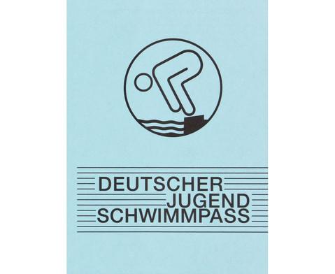 BECO Deutscher Jugendschwimmerpass