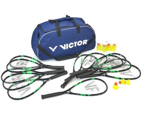 Speed-Badminton Schulset mit Tasche-1