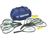Speed-Badminton Schulset mit Tasche