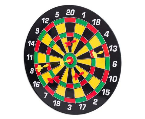 Magnetisches Dartboard inkl 6 Pfeilen-3