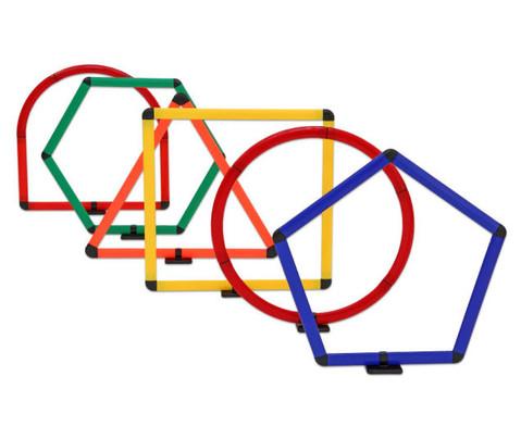 Satz mit 6 geometrischen Formen-2