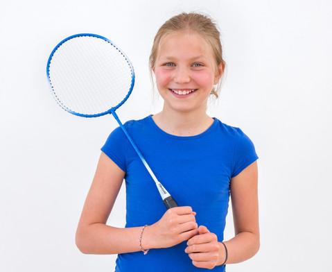Badminton-Schlaeger einzeln-5