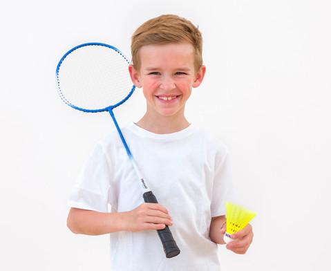 Badminton-Schlaeger einzeln-6