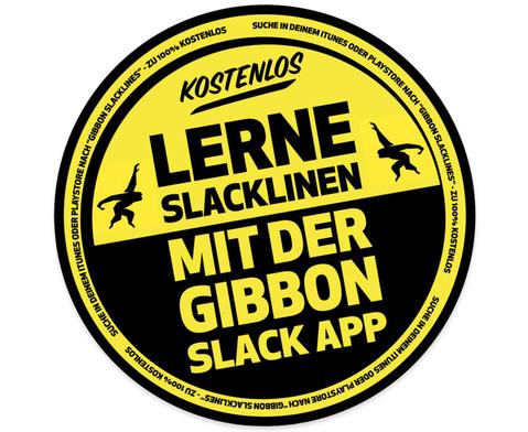 Gibbon Slackline-Set Independence-6