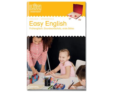 LUEK Easy English fuer 1- 4 Klasse