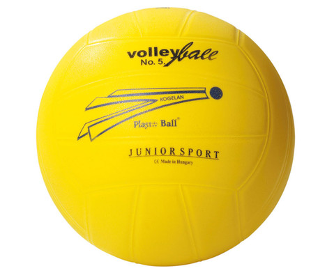 Soft-Volleyball Groesse 5 22 cm
