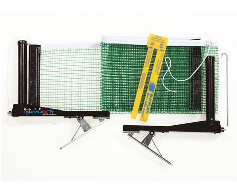 Netzgarnitur fuer Tischtennisplatten