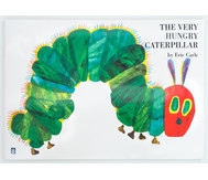 BigBook: The very hungry Caterpillar