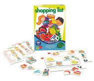 Gedächtnisspiel: Shopping list