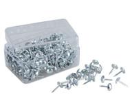 Kunststoffbox mit ca. 250 Nägeln