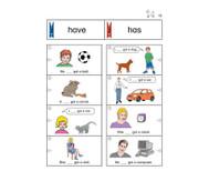 Colorclip: Englisch Grammatiktraining, einfach