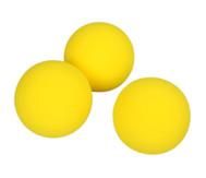 Ersatzbälle zum Mini-Tennis - 3 Stück