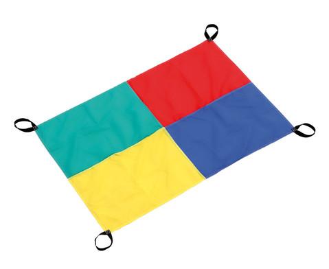 Fallschirm-Schwungtuch rechteckig