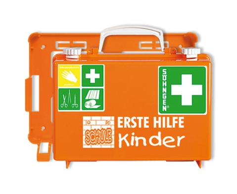 Erste-Hilfe-Koffer QUICK-CD SCHULE