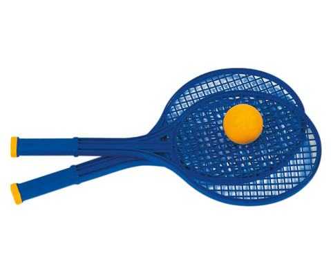 Betzold Sport Family-Tennis-Set