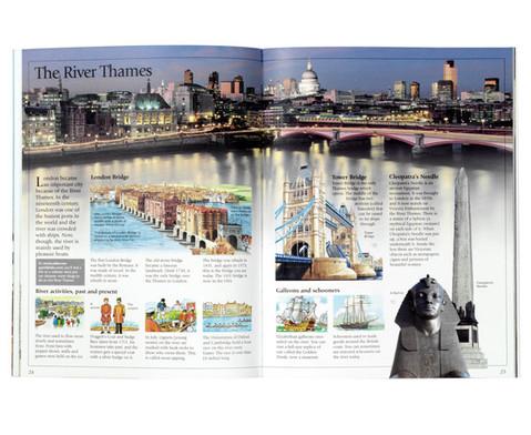 The Usborne Little Book of London-2